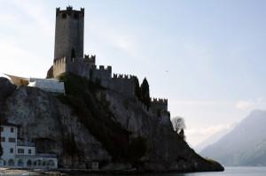 Malcesine. Il Castello Scaligero - XIII sec.