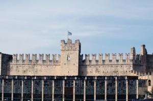 Il Castello Scaligero di Torri del Benàco