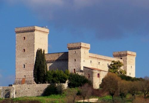 Narni - La Rocca Albornoz