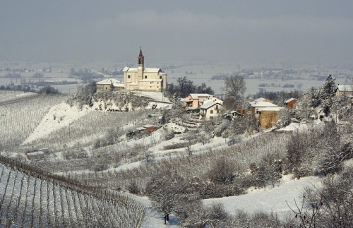 Corvino San Quirico - Corvino e la bassa