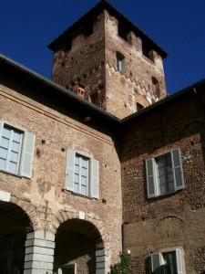 Fagnano Olona - il Castello Visconteo - 2