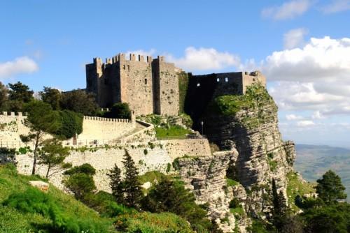 Erice - Il Maestoso Castello