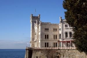 La residenza di Massimiliano e Carlotta