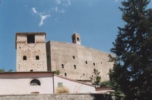Come uno scudo ls  Rocca Malatestiana