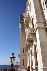 Profilo del Castello di Miramare