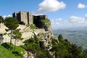 Il Castello arroccato