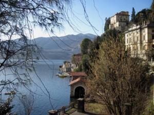 Il lago e le sue ville