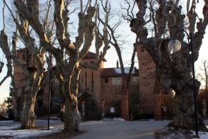 Castello Visconteo -imprigionata