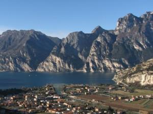 Panorama di Torbole