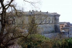 Il Castello di Alviano