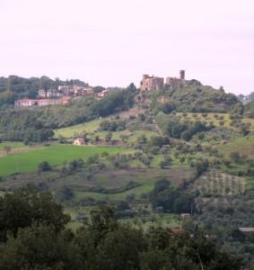 Celleno - Panorama