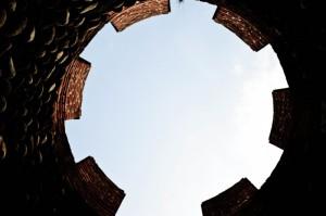 Torre rotonda al ricetto di Candelo