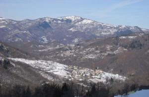 Amborzasco in Val D'Aveto