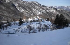 Casoni in Val D'Aveto