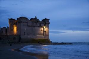 Santa Severa e il castello