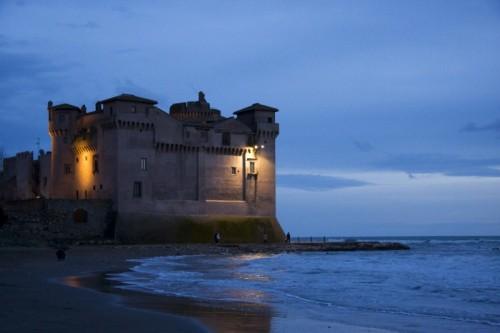 Santa Marinella - Santa Severa e il castello