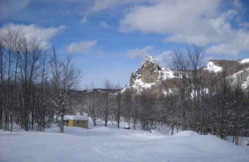 Santo Stefano d'Aveto - Il Monte Maggiorasca e il Prato Cipolla