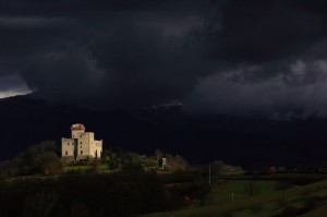 Torre del castellano