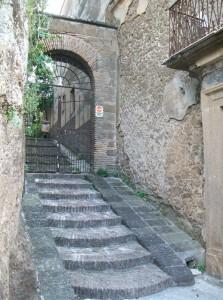 entrata del cortile