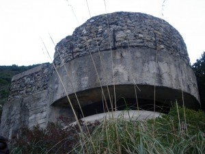 Il bunker tedesco di S.Rocco