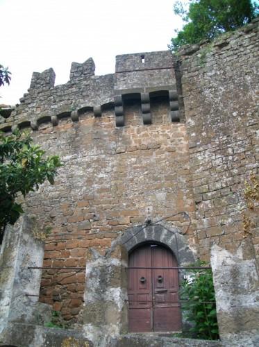 Arnara - entrata della Rocca