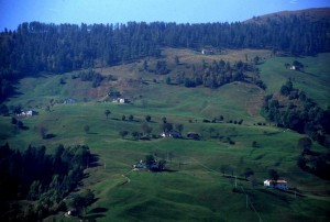panorama di Collio, Val Trompia