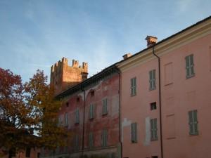 Rocca de' Baldi, il castello