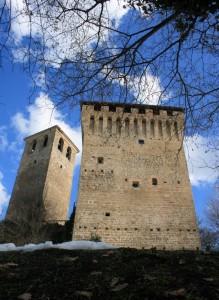 Torre e Mastio del Castello di Sarzano