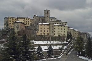 Castelmonte innevato