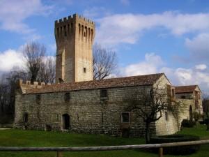 Castello di San Martino della Vaneza. Sec. XI—-2