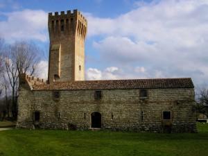 Castello di San Martino della Vaneza. Sec. XI—3