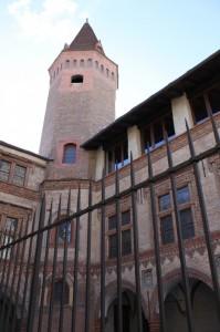 Aosta campanile