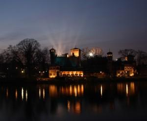 Il castello e le luci