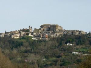 Giove, il Castel di Juvo