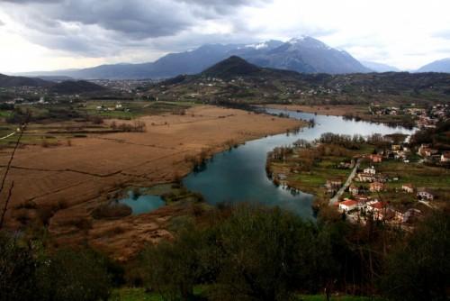 Posta Fibreno - Isola galleggiante del Lago Fibreno...