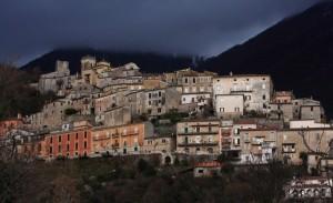 Veduta di San Donato Val di Comino…