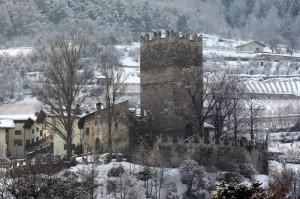 Tour de la villa d'inverno