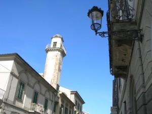 La Torre e il lampione