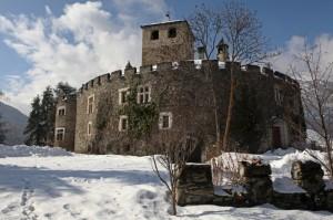 Il castello e i suoi merli
