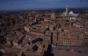 Siena-il centro storico