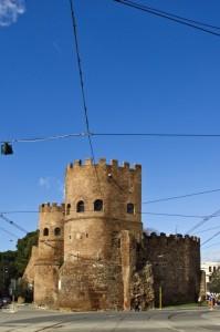 Porta san Paolo o Ostiense