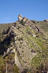 Montagna sopra la contrada Fantò