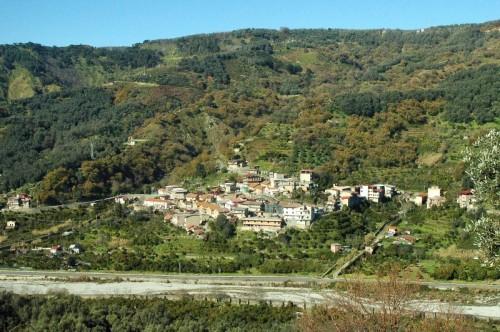 San Roberto - Veduta della contrada Colelli