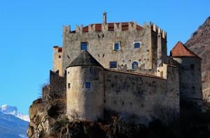 Castello e tempo bello