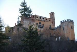 il castello (lato A)