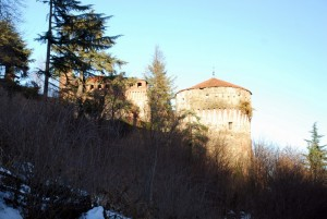 il castello (lato B)