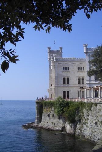 Trieste - A picco sul mare