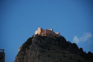 Svetta su Palermo il Castello Utvegio