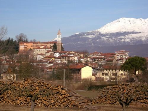 Azeglio - Le montagne del canavese e Azeglio