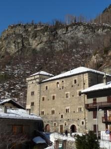 Castello di Avise - III
